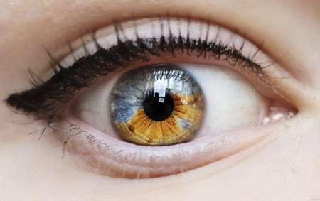 Фотография глаза
