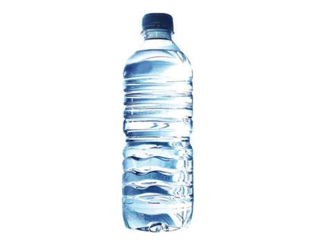 Бутылка воды 0,5 литра