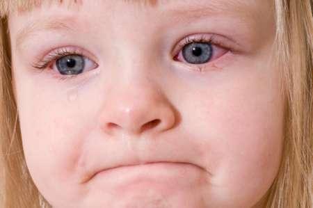 Плачущая девочка