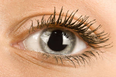 Серый глаз