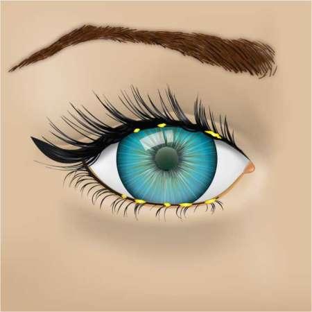 загноение глаз